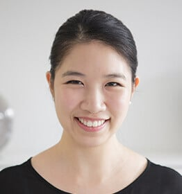 Dr Amy Liu - Associate Dentist.