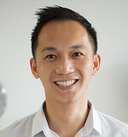 Dr Hieu Le - Director and Principal Dentist.